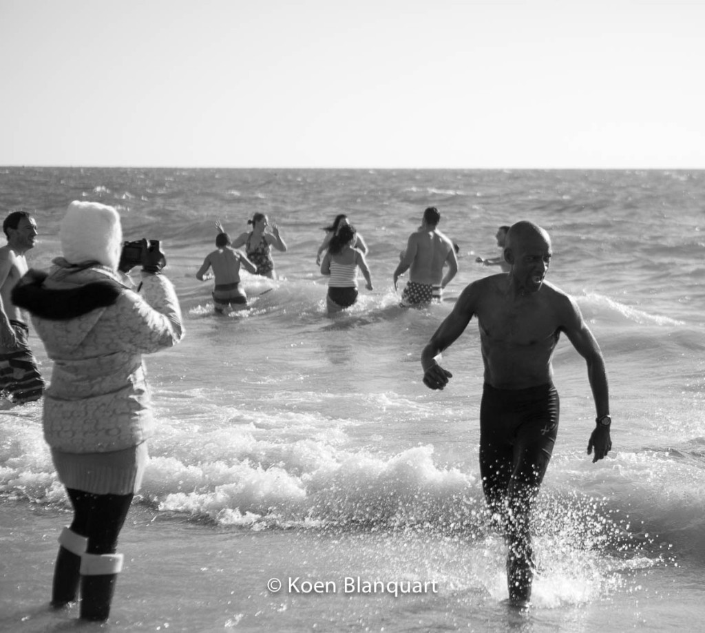 Coney Island Polar Bear Plunge 2015