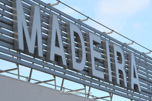 Travel to Madeira - the airport