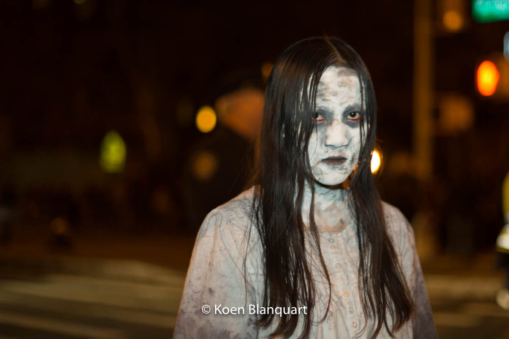 New York City, Halloween Parade 2015