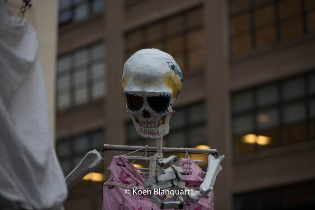 New York City, Halloween Parade